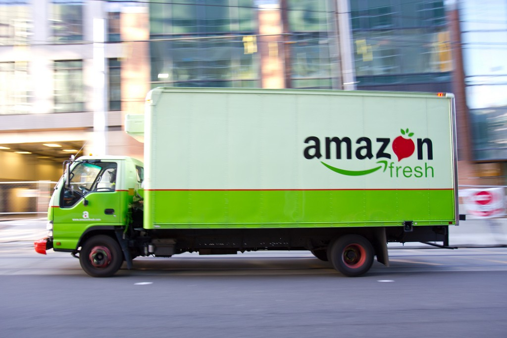Amazon Fresh Consegne Food