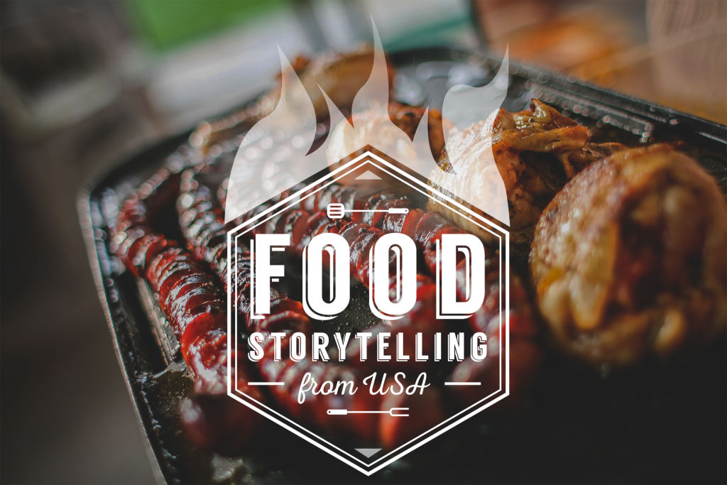 food storytelling case history