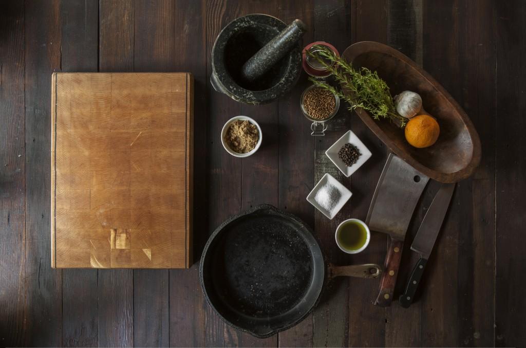 visual food storytelling